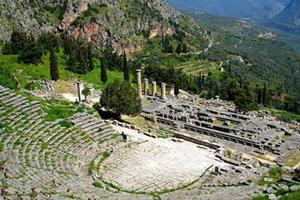 آشنایی با جاذبه های گردشگری یونان (عکس)