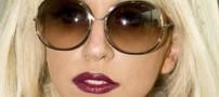 چهره بدون آرایش لیدی گاگا (عکس)