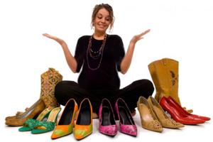 در دوران بارداری په نوع کفشی بپوشیم؟