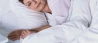 روشن گذاشتن چراغ ها هنگام خواب موجب افزایش وزن می شود