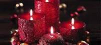 داستان کوتاه و جالب شمع قرمز