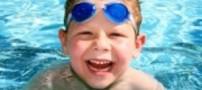 حرکات ورزشی مفید در آب برای کودکان