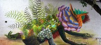 نقاشی های بسیار زیبا و دیدنی در خیابان های آمریکا
