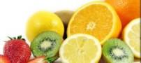 چرا میوه ها گردی شکل هستند؟