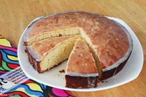 کیک ماست و طرز تهیه آن