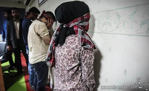 آزاد شدن کودک 3 ساله شیرازی از بند گروگانان (عکس)
