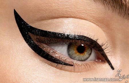 آلبوم جدید مدل آرایش چشم