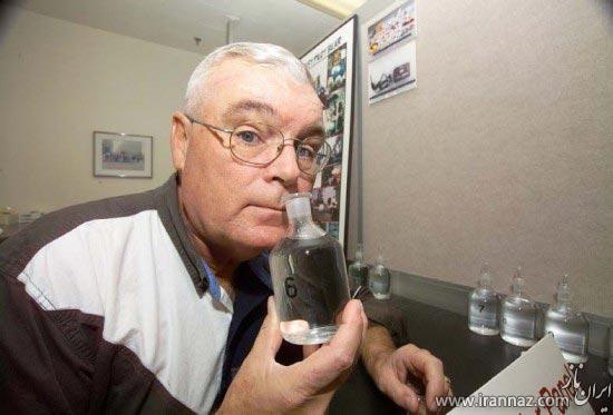 توانایی عجیب این مرد موجب استخدام او در ناسا شد! (عکس)