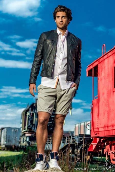 ژورنال لباس مردانه Stone Rose
