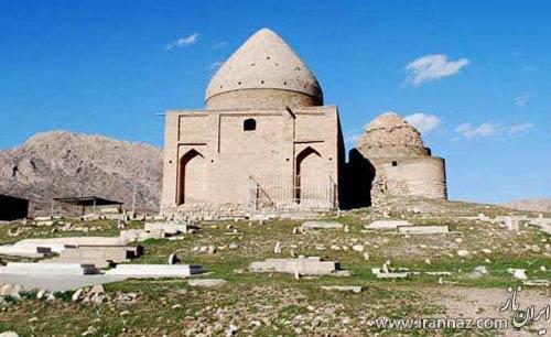 سفری به آرامگاه حیات الغیب در خرم آباد (عکس)