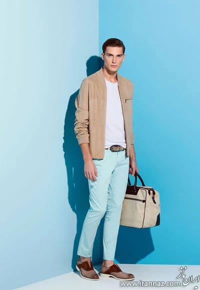 شیک ترین مدل لباس اسپرت مردانه برند NetWork