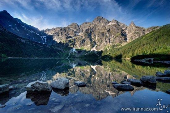 عکس های جذاب و دیدنی از طبیعت