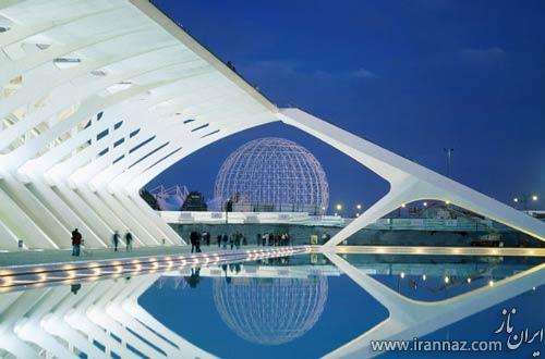 اسپانیا پرطرفدارترین مکان گردشگری در اروپا (عکس)
