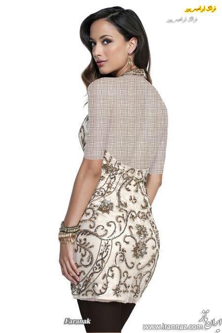 جدیدترین مدل لباس مجلسی کوتاه (عکس)