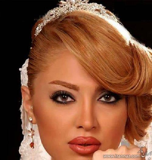عکس از ژورنال لباس عروس