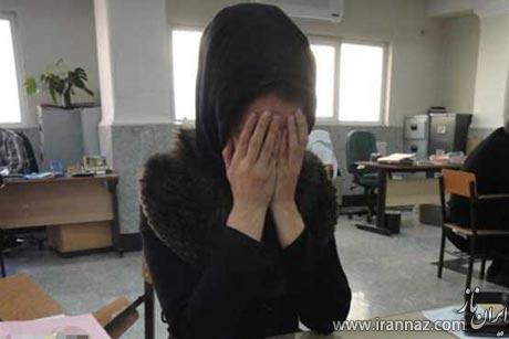 اقدام غیراخلاقی دختر جوان دردسرساز شد (عکس)