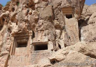 آشنایی با گورهای تاریخی در کرمانشاه (عکس)