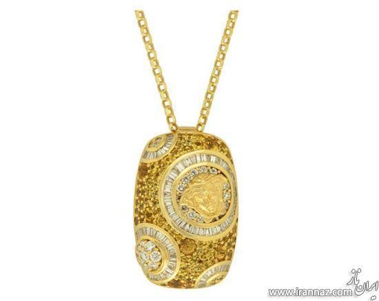 کلکسیون ست جواهرات برند ورساچه