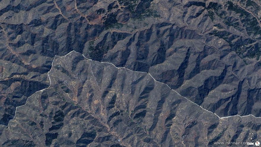 عکس های هوایی شگفت انگیز و باورنکردنی از زمین