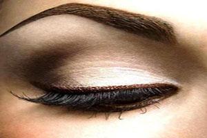 مدل های زیبای خط چشم رنگی (عکس)
