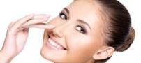 زیباترین شکل و نوع بینی برای دختران (عکس)