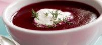 دستور تهیه سوپ لبو