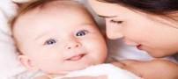 فواید شیر مادر برای نوزاد