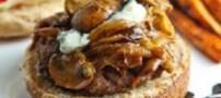 کیک قارچ و طرز تهیه آن