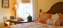 طراحی دکوراسیون فضای کار در اتاق خواب (عکس)