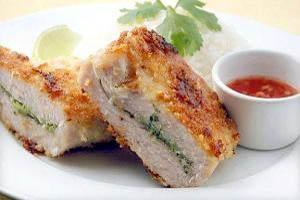 طرز تهیه مرغ سوخاری رژیمی