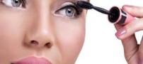از لوازم آرایشی ضد آب استفاده نکنید