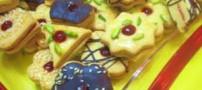 طرز تهیه شیرینی آلمانی برای عید فطر