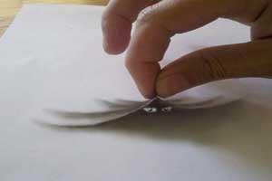 نقاشی سه بعدی جالب و دیدنی