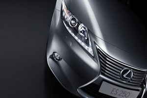 معرفی خودروی لکسوس ES250 (عکس)