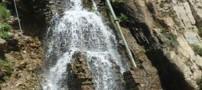 آشنایی با جاذبه دیدنی آبشار قلعه دختر (عکس)