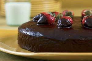 کیک شکلاتی مکزیکی و نحوه تهیه آن