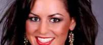 دستگیری دختر شایسته آمریکا به خاطر نزاع با شوهرش (عکس)