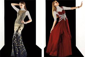 جدیدترین مدل های لباس مجلسی زنانه قسمت پنجاه و هفتم