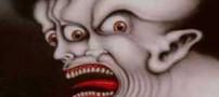 بازی ترسناک این کودکان کاربران شبکه های اجتماعی را شوکه کرد! (عکس)
