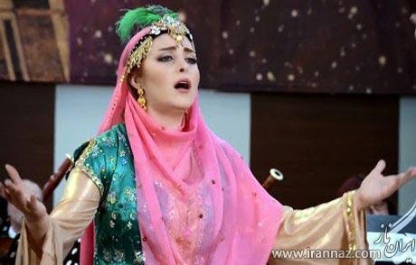 کنسرت خواننده زن در تهران خبرساز شد! (عکس)