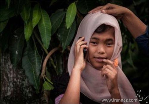 دختر گم شده 4 ساله پس از 10 سال پیدا شد! (عکس)