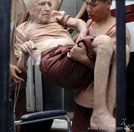 تجاوز پیرمرد 90 ساله به دختران با بهانه تدریس خصوصی (عکس)