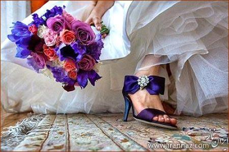 زیبا و جدیدترین مدل دسته گل عروس