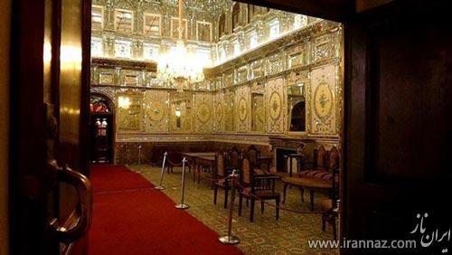 عکس های زیبا و دیدنی از کاخ گلستان