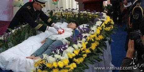 اقدام دختر چینی اطرافیانش را بهت زده کرد (عکس)