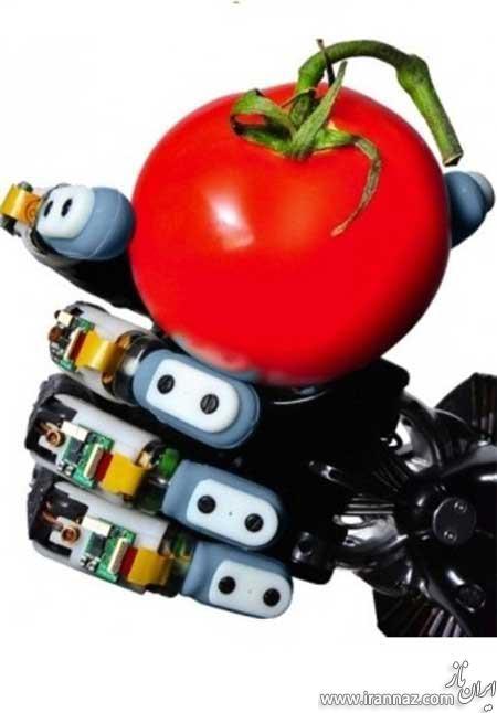 ساخت دست روباتیک فوق پیشرفته (عکس)