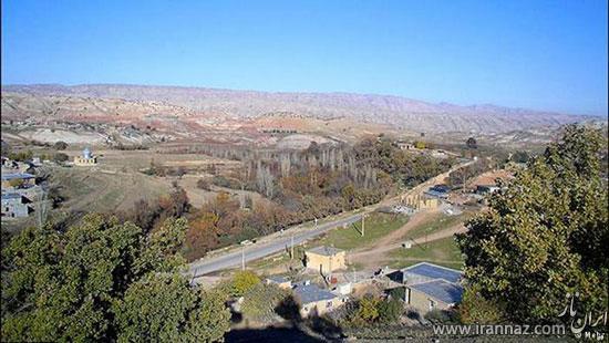دیدنی ها و زیبایی های ایلام شهر طلوع خورشید
