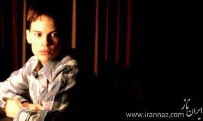 زندگی بازیگر زن هالییودی در قالب یک مرد! (عکس)