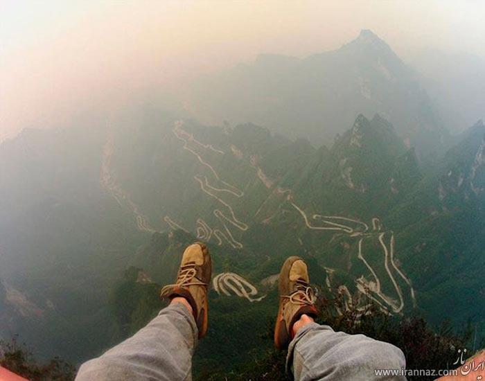 عکس های ترسناک که نفس را در سینه حبس میکنند