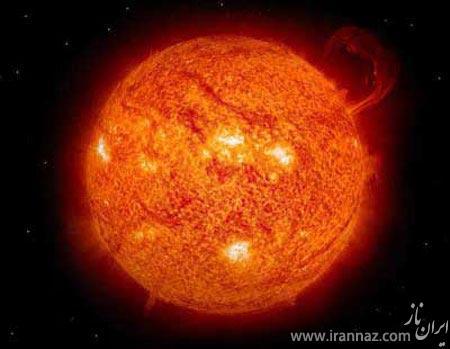 نکاتی جالب درباره مرگ خورشید